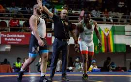 AWC 2018 Fall-Out: Boltic is a great Wrestler- Abdalla