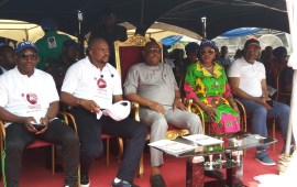 Governor Wike promises best African Wrestling Championship