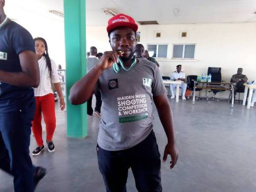 Shooting Workshop: ACLSports reporter wins 10m pistol event