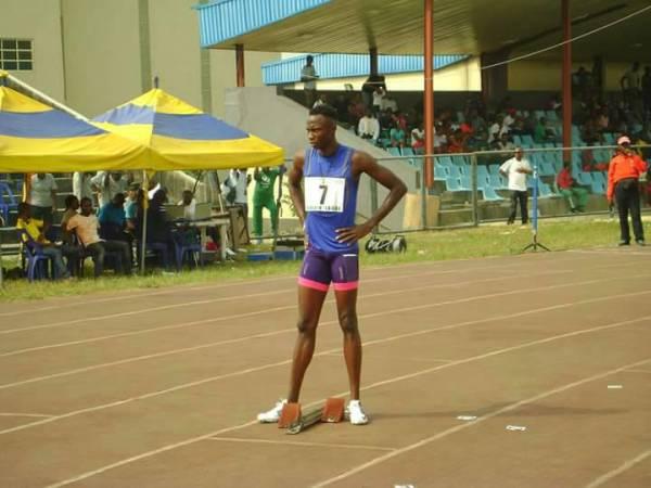 Athletics: Bamidele dumps Nigeria after trials