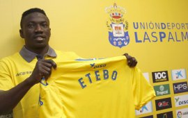 Predict and Win an Etebo Las Palmas Shirt