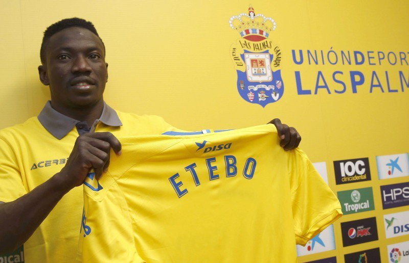 Playing against Barcelona was not special – Etebo