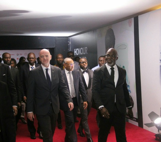 The Glitz, Glamour and Shortcomings of Aiteo NFF Awards