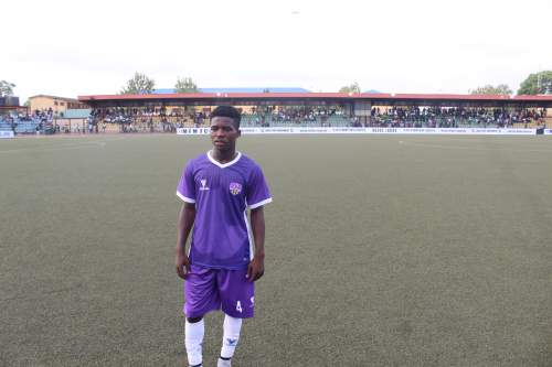 CAF Champions League: 16yr-old Abayomi makes CL history