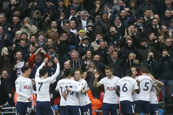 Premier League: Kane inspires Spurs to derby win