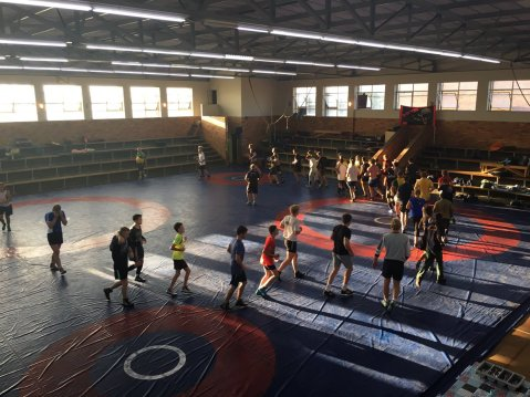 Erasmus Martin and 37 others named for African Wrestling Championships