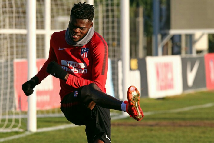 La Liga: Ghana star Partey extends Atletico stay