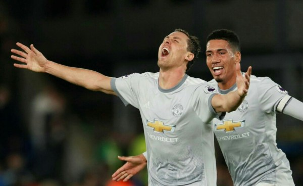 PL: Matic's stunner seals dramatic Utd comeback
