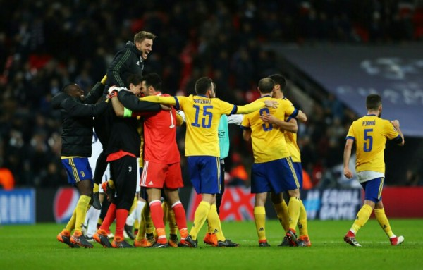 Champions League: Dybala the hero as Juve knockout Spurs