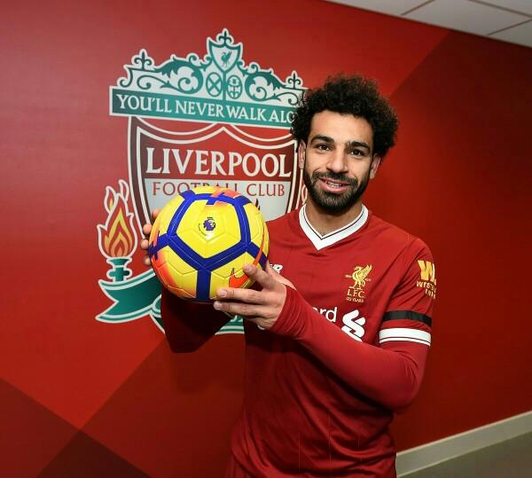 Premier League: Mo Goals for Salah As Five-star Reds thrash Watford