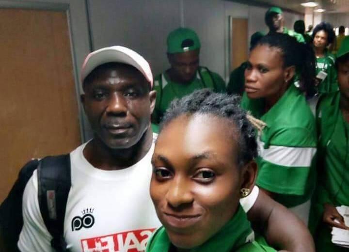 C/Wealth Games: First Batch of Team Nigeria arrive Gold Coast