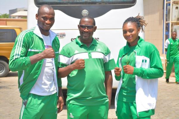 C/Wealth Games: Expect gold medals from Nigerian Boxers
