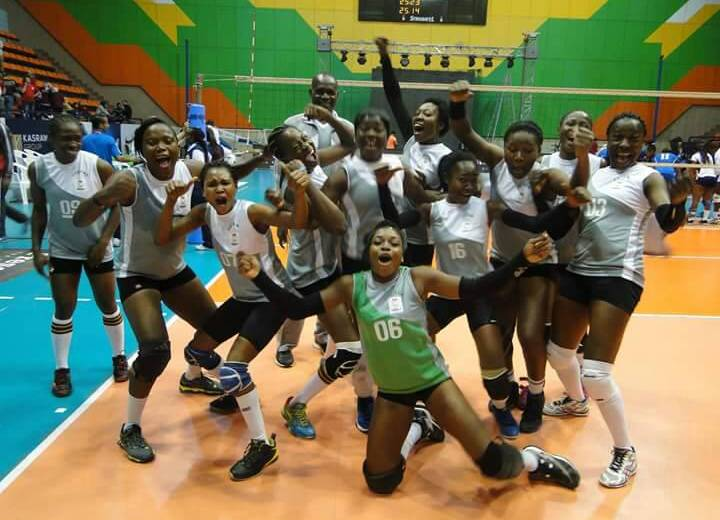 Volleyball: Customs to face Al Ahly in Quarter-final clash