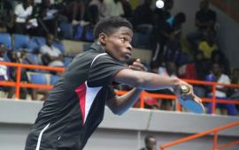 C/Wealth Games: Toriola in five man Table Tennis Team