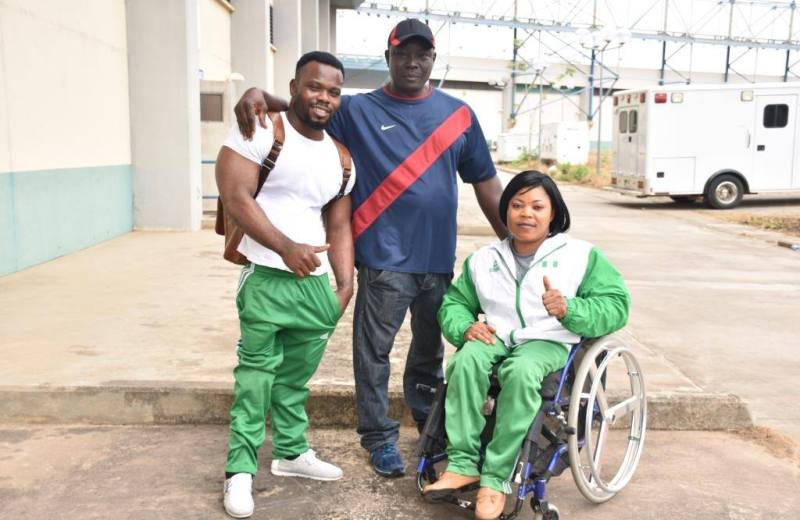 C/Wealth Games: World Champion, Paul Kehinde 5 others to represent Nigeria