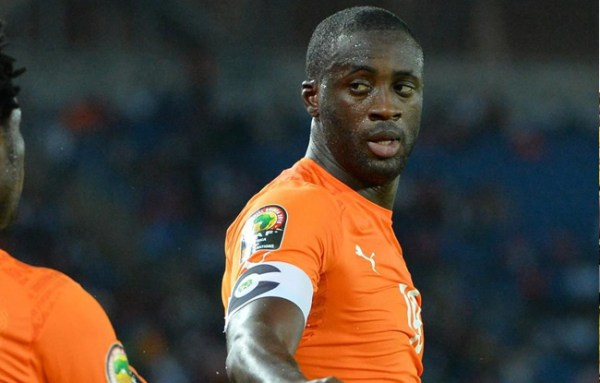 Yaya Toure recalled to Ivory Coast ahead of friendlies