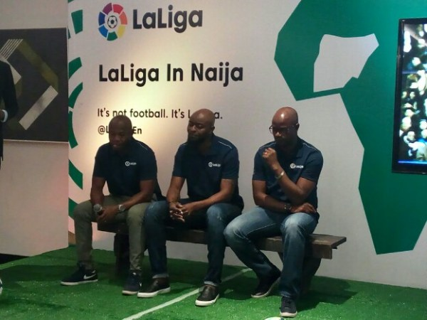 LaLiga Nigeria's media parley in Lagos