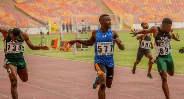 Arowolo focuses on 2018 season after Commonwealth Games outing