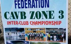 Africa V/ball C'ship: Police, Customs in semi-finals