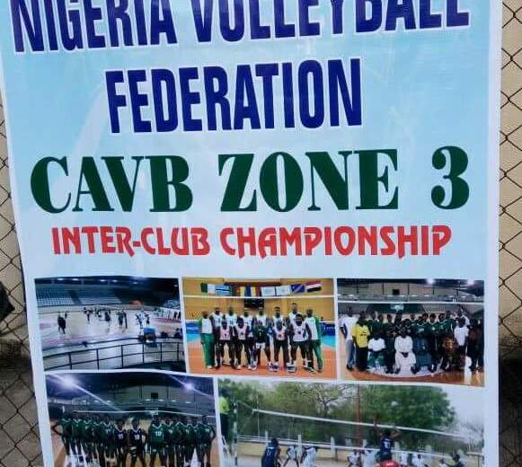 African V/ball C'ship: Ghana Police, Customs record wins