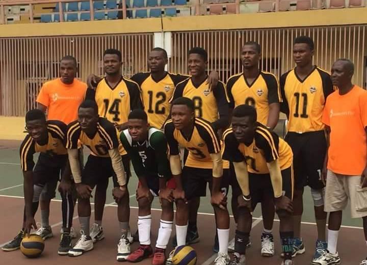 V/ball League: Team Lagos into next round despite shaky start