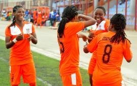 NWFL review: Sunshine, Bayelsa Queens record big wins