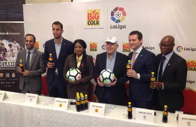 La Liga Nigeria announce fans driven partnership with Big Cola