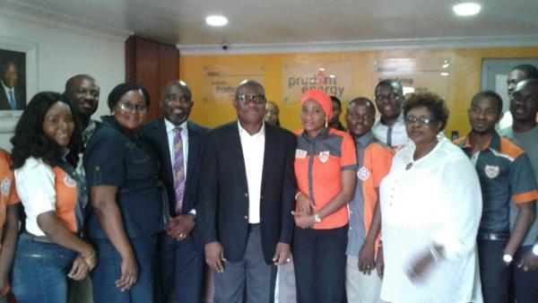 Prudent Energy Handball League Set To Kickoff in Abuja