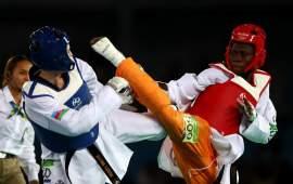 Ivorians Cissé & Gbagbi claim gold at World Taekwondo President's Cup