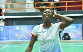 Badminton: Dorcas Adesokan for training tour in Denmark