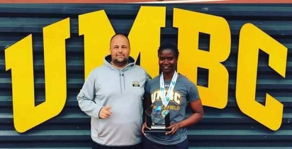 Javelin: Nwanaga sets record in America East Championship