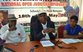 32 teams participate in first Gov. Wike Judo Championship