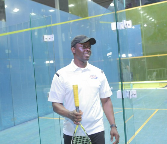 CSO: Chamberlain calls for funding for squash