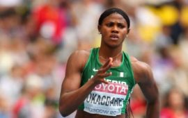 Athletics: Okagbare races to second in Jamaica invitational