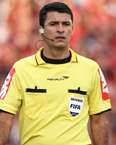 Russia 2018: FIFA appoint Brazilian referee for Croatia/Nigeria game