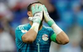 Uruguay thrash 10-man Russia, Saudi shock Egypt