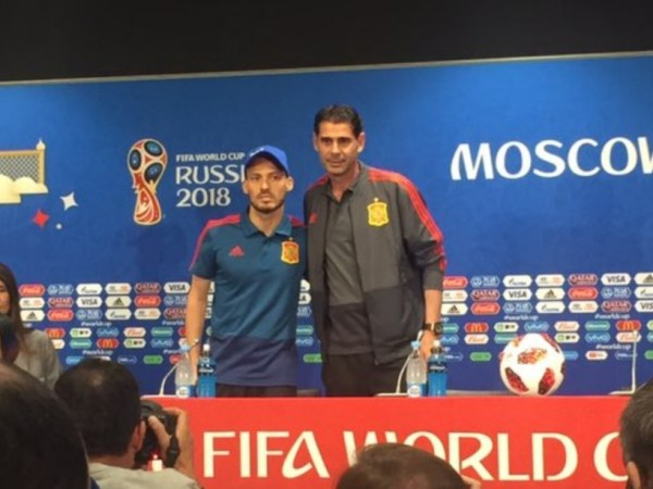Russia 2018: Silva, Hierro out to correct mistakes Vs Russia