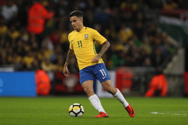 Russia 2018: Coutinho wonder strike insufficient for Brazil