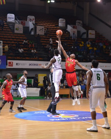 FIBAWCQ: Diogu leads D'Tigers past Ugandans