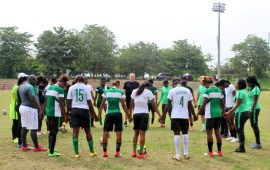 AWCON Qualifiers: Oshoala leads 19 others to Gambia