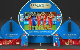 Russia 2018: Fans interactions set new benchmark