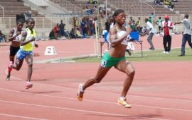 Athletics: Two Track and Field athletes dump Nigeria