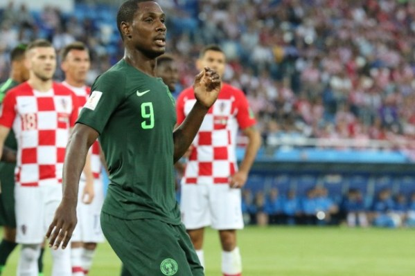 AFCON 2019: Odion Ighalo's hattrick humble Libya in Uyo