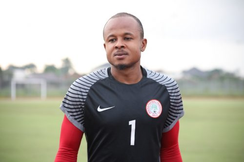 WAFU Cup: Ezenwa missing as Eagles leave for Senegal