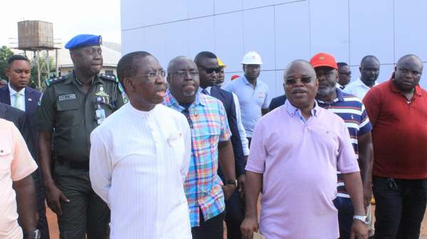 Asaba 2018: Okowa gives deadline for completion of Stadium