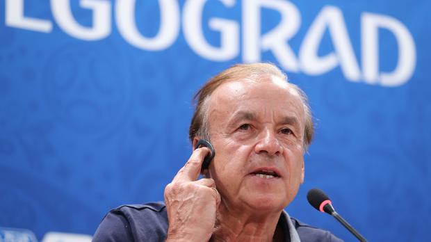 Russia 2018: It will be disastrous to sack Gernot Rohr