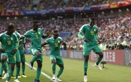 "Senegal coach Cissé ""happy to end the year as Africa's best"""