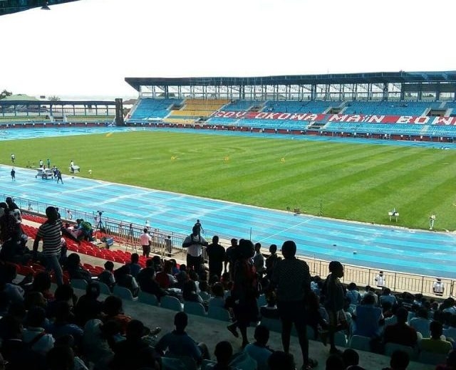 Asaba 2018: Alli declares Asaba ready to host Africa