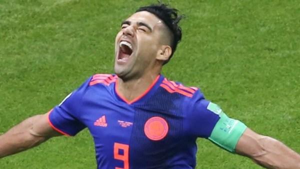 Falcao: It is beautiful to face England again
