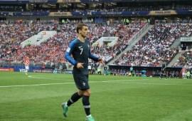WC Final MVP, Griezmann hails France's multinationals